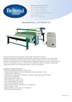 DACRON ROLL CUTTER BTTD catalogue