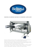 Maszyna do ubierania materacy w pokrowiec katalog